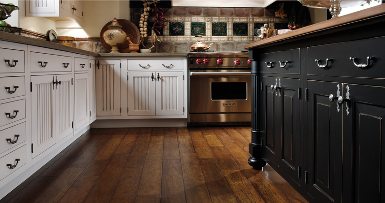 European Country | Columbia Cabinets